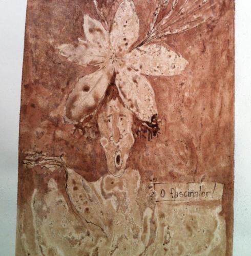 Deb leaf printing