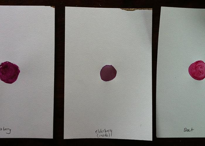 Berry ink jubilee